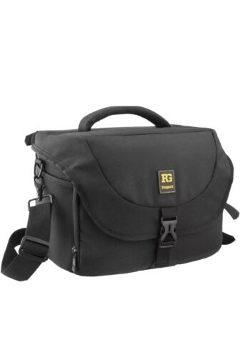 Ruggard Journey 44 Camera Shoulder Bag Black NWT - $19.99