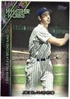 Joe DiMaggio Baseball Cards