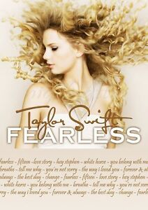 TAYLOR-SWIFT-FEARLESS-A3-printed-album-poster
