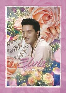 Birthday-gift-Ideal-Elvis-Presley-Love-Me-Tender-Throw-Blanket-and-Bear-Set