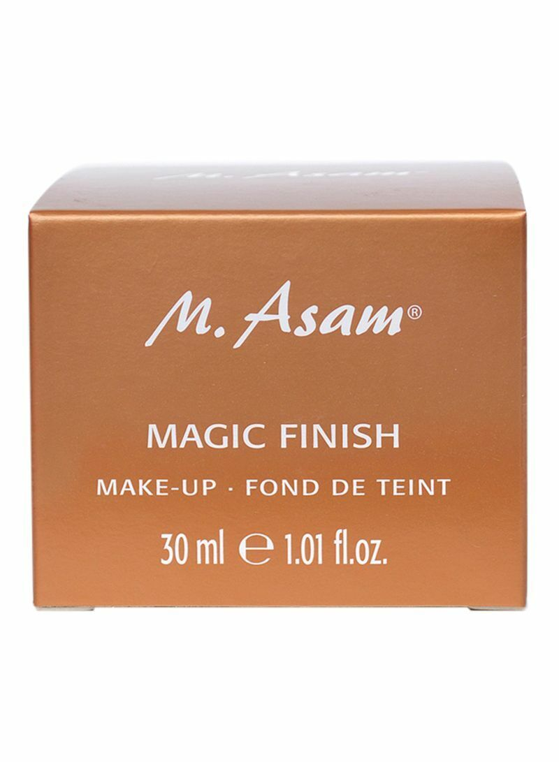 M. Asam Magic Finish MAKE-UP MOUSSE 30 ml. Conceal redness