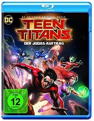 Teen Titans: Der Judas-Auftrag Blu-ray NEU OVP DC (Teen Superhelden)