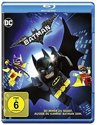 The LEGO Batman Movie Blu-ray Der Kinofilm NEU OVP