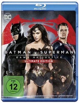 Blu-ray * Batman v Superman: Dawn of Justice NEU OVP (vs.,versus)