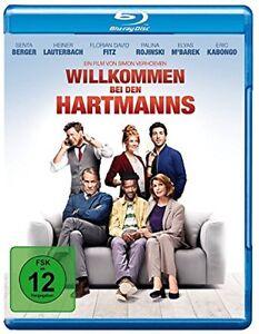 Willkommen bei den Hartmanns Blu-ray - NEU OVP - Elyas M'Barek