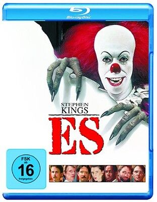 Stephen Kings Es Blu-ray NEU OVP
