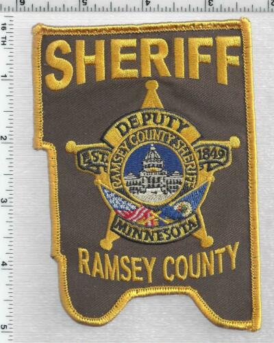 Ramsey County Sheriff (Minnesota) 4th Issue Uniform Take-Off Shoulder patch
