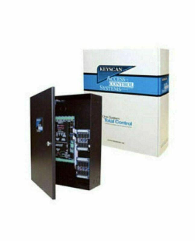 Dormakaba Keyscan 8-Door access control System with 8-Readers CA8500