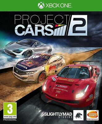 * XBOX ONE NEW SEALED Game * PROJECT CARS 2