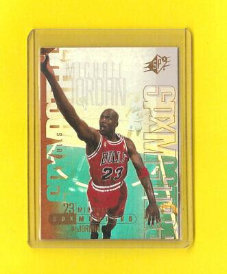 2000-01 SPX MASTERS #M1 MICHAEL JORDAN MINT  * FREE SHIP * CHICAGO BULLS