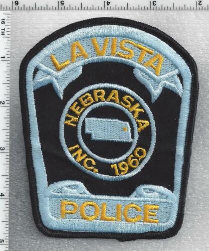 City of La Vista Police (Nebraska) 3rd Issue Shoulder Patch
