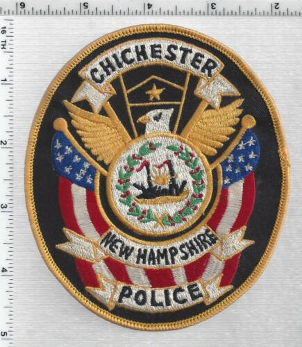 Chichester Police (New Hampshire) 1st Issue Shoulder Patch