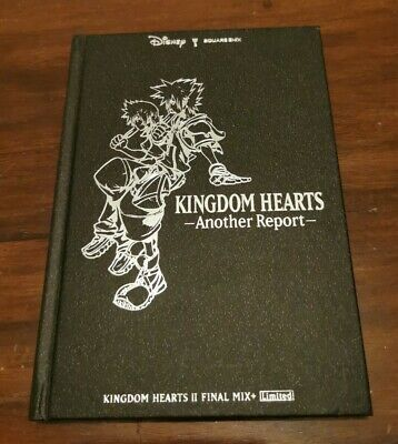Kingdom Hearts Another Report