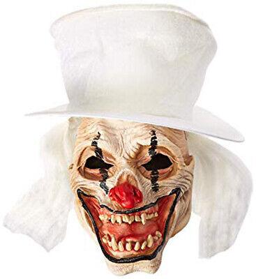 Böse Scary Clown Thats Nicht Lustig Maske Weiß - Top Halloween Masken