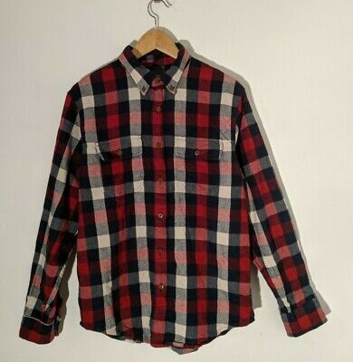 Flannel abercrombie and fitch shirt great condition L