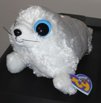 "Ty Beanie Boos ~ ICEBERG the 6"" Seal ~ NEW"