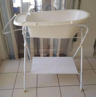Baby Bath & Stand