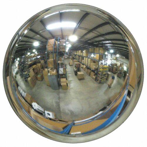 Circular Indoor Wide View Convex Mirror SCVI-16Z-4DP 16 in 36 ft