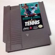 Top Players Tennis NES