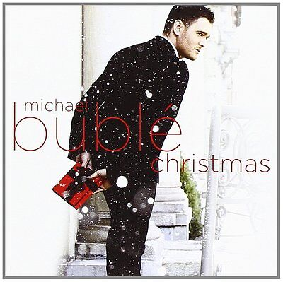 Michael Buble Cd   Christmas  2011    New Unopened   Holiday