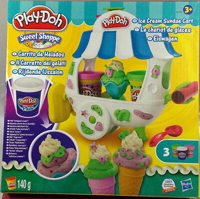 Hasbro Play-Doh Sweet Shoppe Eiswagen Knet Set ab 3 Jahre ()