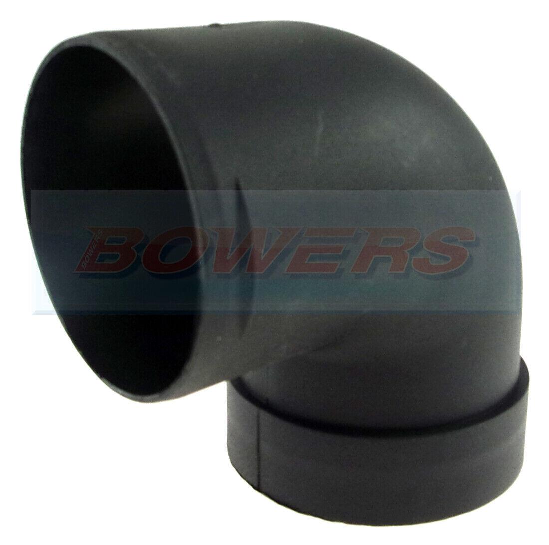 Airtronic Heater 90 Degree Air Outlet Hood Bend Elbow For Eberspaecher Webasto