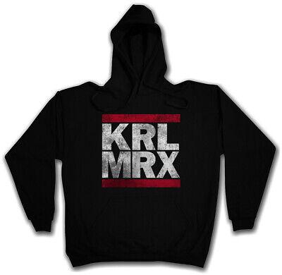 KRL MRX HOODIE KAPUZENPULLOVER Karl Communism Socialism Marx Revolution Engels