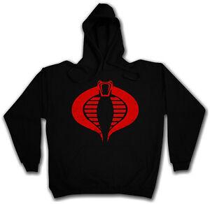 Cobra-Logo-Sudadera-Sudadera-Con-Capucha-Commander-GI-JOE-DESTRO-CULTO