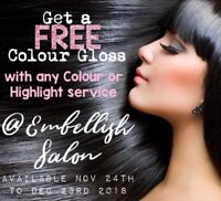 Are you looking for Affordable Salon Services?