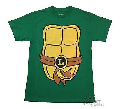 Teenage Mutant Ninja Turtles Leonardo Kostüm Tmnt Lizenziert Erwachsenen (Tmnt T Shirt Kostüm)