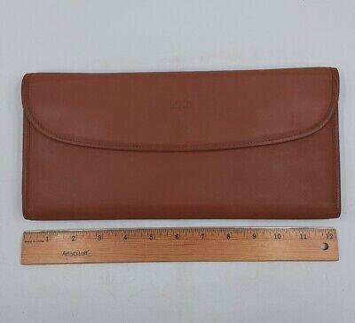 Levenger - Mkb - Classic Genuine Leather Glovebox Organizer Book - Map Notepad