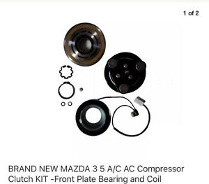 New in the box AC compressor clutch kits for Mazda 3 and 5