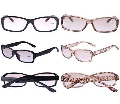 a15a410eaa Half moon rim Vintage Spring Hinge Eyeglass Frames Reading Glasses CE +1 +2  +3