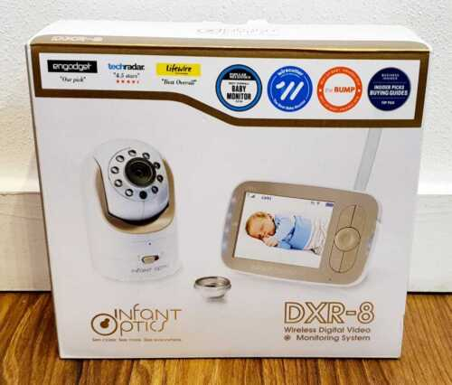 Infant Optics DXR8 3.5 inch Video Baby Monitor