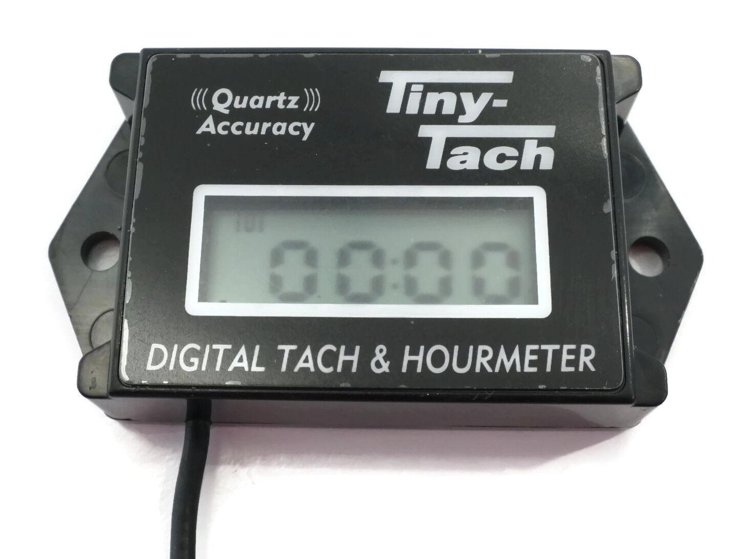 Details about Tiny Tach, TT2B Digital Hour Meter / Tachometer for Briggs &  Stratton, Kohler