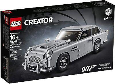 LEGO 10262 - Creator Expert - James Bond - Aston Martin DB5 - 2019