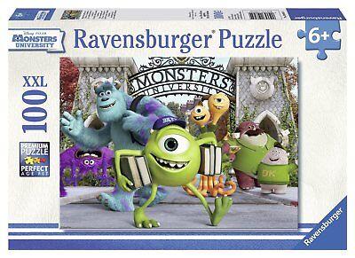 MONSTERS UNIVERSITY BEST FRIENDS 100 PIECE RAVENSBURGER JIGSAW PUZZLE -