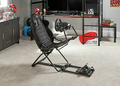 Used X-Rocker XR Circuit Racing Gaming Chair - GB70.
