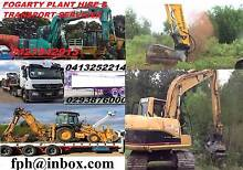 Land clearing Mulching and Tree removals services Leppington Camden Area Preview