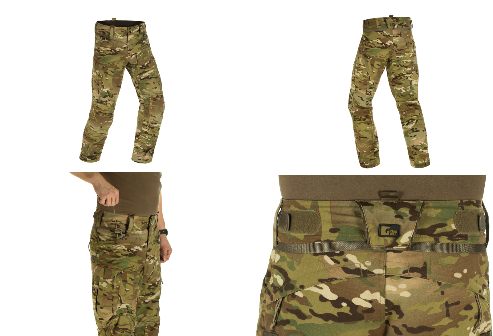 Claw Gear Operator Pantaloni Combat Pant Knee Genuine Multicam Crye Size 60 R -  - ebay.it