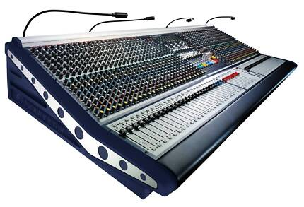 SOUNDCRAFT 56 Channel Mixing Console