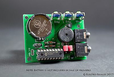 Mini Keyer/Practice Iambic Keyer - Multi-modes - Small in size Big on features