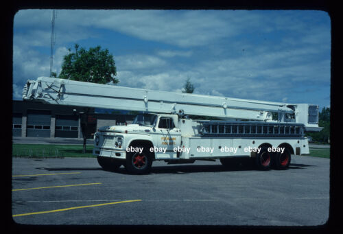 Fort Collins CO 1964 Ford F Pierce 85