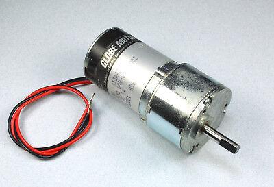 Globe Motors 1080 Rpm Gearhead Motor 24vdc