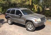 2000 Jeep Grand Cherokee  Wj 4.7 V8 Traveston Gympie Area Preview