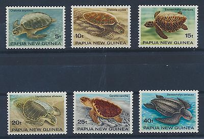 Papua-Neuguinea 467/72 postfrisch (1291) .......................................