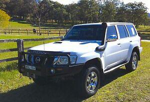 2007 Nissan Patrol Wagon Cooranbong Lake Macquarie Area Preview