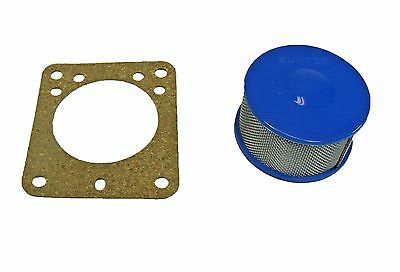 """Waste Oil Heater Parts Suntec """"A"""" series pump screen and gasket Clean Burn"""
