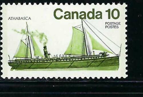 CANADA - SCOTT 703 - VFNH - INLAND VESSELS - ATHABASCA - 1975