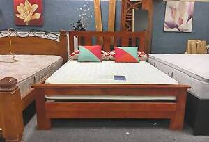 DELIVERY TODAY HIGH QUALITY STRONG Queen bed and mattress Belmont Belmont Area Preview